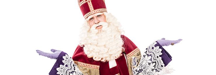 Nederlanders proberen Sinterklaas te ontmaskeren